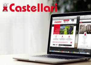 castellari nuovo sito web