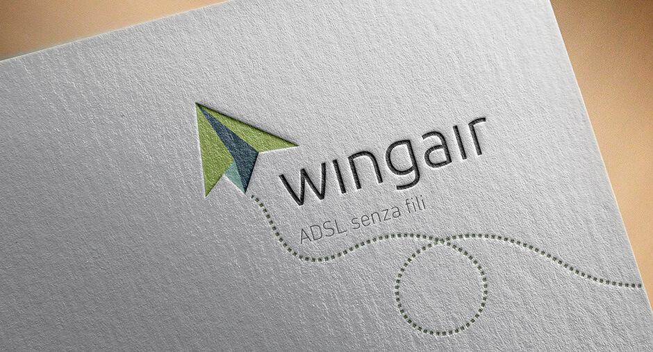 Logo design Wingair Imola