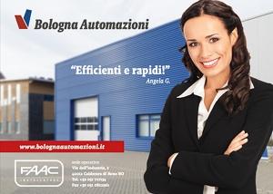 logo design bologna automazioni immagine coordinata