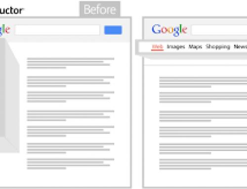 Un altro cambiamento nella SERP di Google
