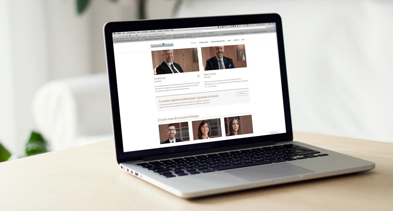 sito web studio legale bologna seo organica