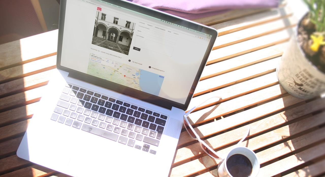 sito web architetti imola