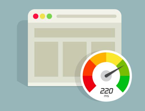Con un sito lento si rischia di perdere rapidamente clienti